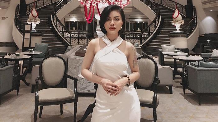 Hotgirl Thanh Vân - Bóng hồng quyến rũ trong ngành Spa, thẩm mỹ