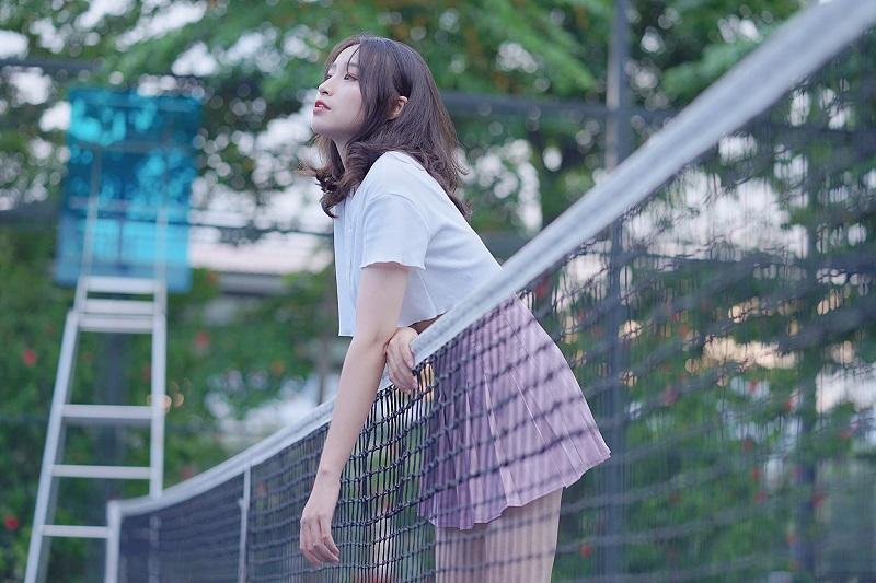 Hot teen Nguyễn Quỳnh Anh - Nhân tố sáng giá hứa hẹn