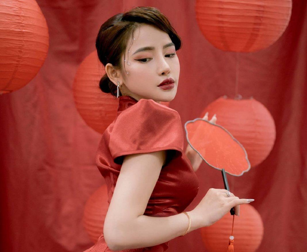 Vũ Thu Hương, nàng thơ dịu dàng quyến rũ
