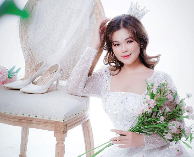 Hot girl Thanh Uyên và khát khao kinh doanh mãnh liệt