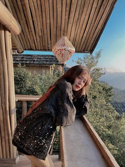 Thu Trang cố gắng hết mình vì đam mê diễn xuất