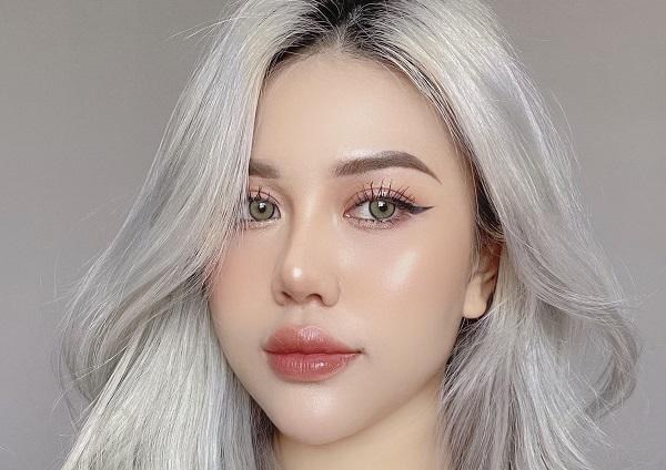vẻ đẹp ngọt ngào của Tiktoker Quỳnh Nhi Trần